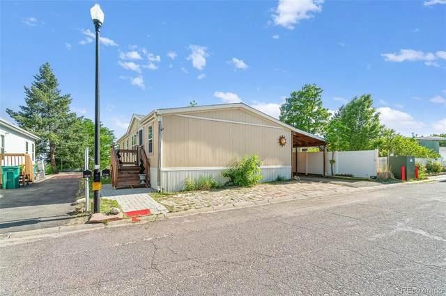 2796 Warbler Street, Federal Heights, CO 80260 (MLS #7665570) :: Keller Williams Realty