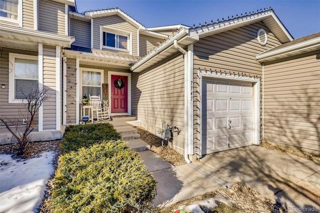 7747 S Kittredge Court, Englewood, CO 80112 (#7665734) :: iHomes Colorado