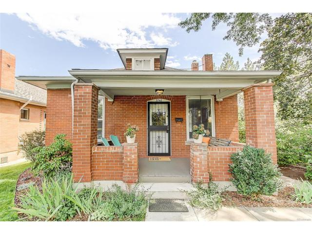 3748 Raleigh Street, Denver, CO 80212 (MLS #7665740) :: 8z Real Estate