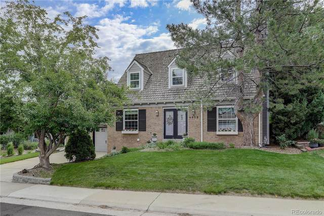 6868 S Magnolia Court, Centennial, CO 80112 (#7665778) :: The DeGrood Team
