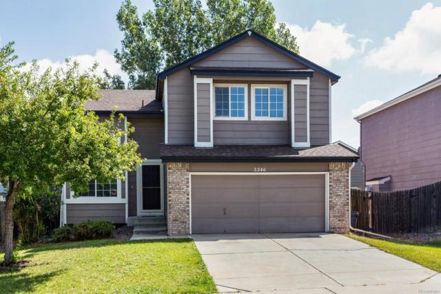 5346 S Jericho Street, Centennial, CO 80015 (#7666221) :: The Galo Garrido Group