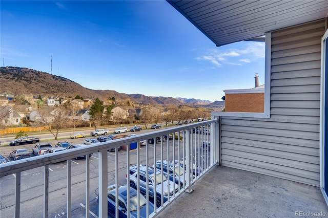 1400 Golden Circle #311, Golden, CO 80401 (MLS #7666378) :: 8z Real Estate