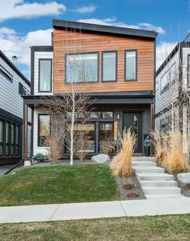 3609 Lipan Street, Denver, CO 80211 (#7666401) :: milehimodern