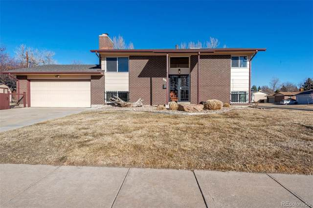 9931 W Mississippi Avenue, Lakewood, CO 80226 (#7666610) :: Compass Colorado Realty