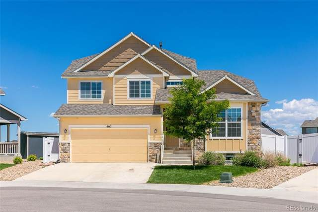 402 Stonebrook Drive, Windsor, CO 80550 (#7666678) :: The DeGrood Team
