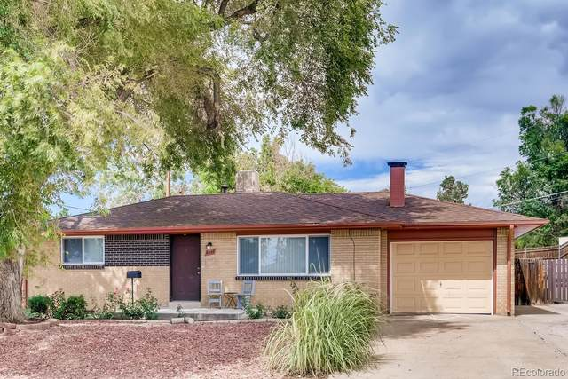 8300 Oakwood Street, Westminster, CO 80031 (#7666884) :: Bring Home Denver with Keller Williams Downtown Realty LLC