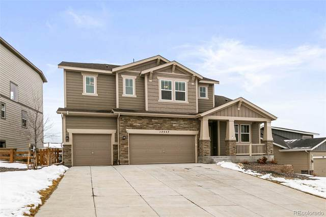 17557 W 95th Avenue, Arvada, CO 80007 (#7666934) :: My Home Team