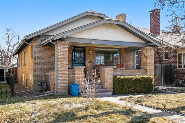 544 S Clarkson Street, Denver, CO 80209 (#7667194) :: Venterra Real Estate LLC