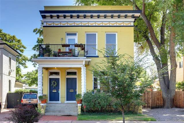 2936 Champa Street, Denver, CO 80205 (#7667330) :: Chateaux Realty Group