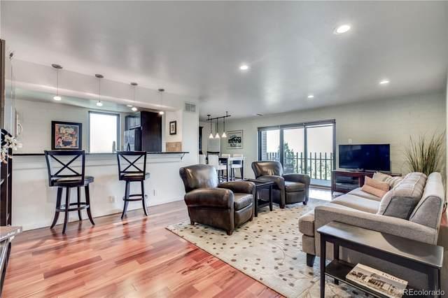 460 S Marion Parkway #954, Denver, CO 80209 (#7667428) :: Colorado Home Finder Realty
