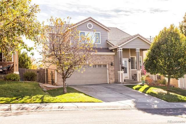 22050 E Belleview Place, Aurora, CO 80015 (MLS #7667635) :: 8z Real Estate