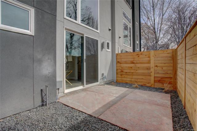 311 S Pennsylvania Street, Denver, CO 80209 (#7668031) :: House Hunters Colorado