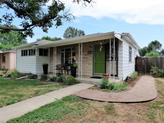 1330 Verbena Street, Denver, CO 80220 (MLS #7668199) :: 8z Real Estate