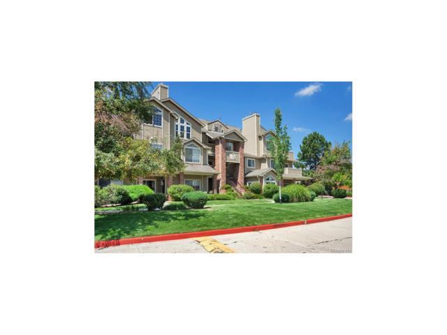 4760 S Wadsworth Boulevard I-104, Littleton, CO 80123 (MLS #7668356) :: 8z Real Estate