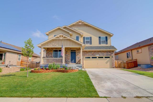 19441 E 61st Place, Aurora, CO 80019 (#7668640) :: The Peak Properties Group