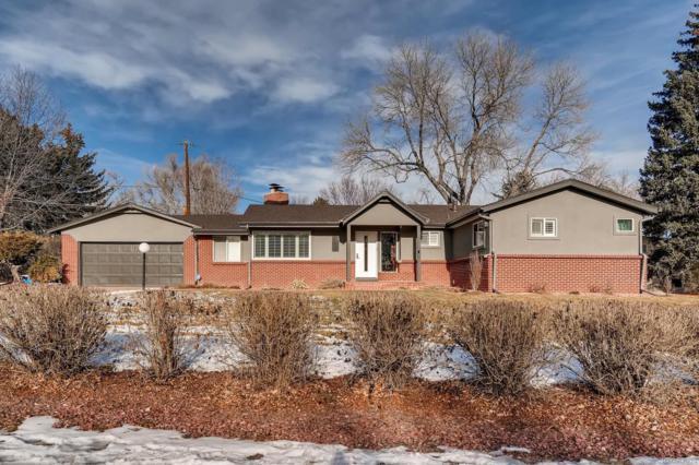 701 Crescent Lane, Lakewood, CO 80214 (MLS #7669358) :: 8z Real Estate