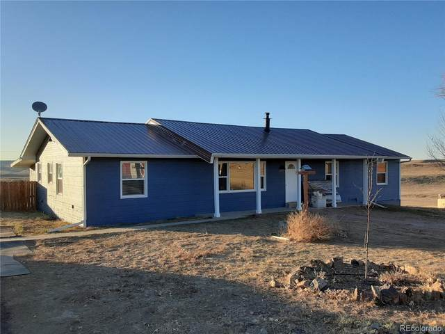 21995 Way Of Peace, Deer Trail, CO 80105 (#7669366) :: The Dixon Group
