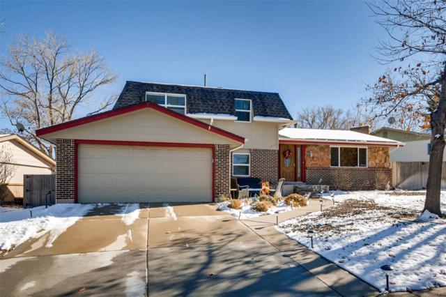 7406 S Elm Court, Centennial, CO 80122 (#7669990) :: House Hunters Colorado