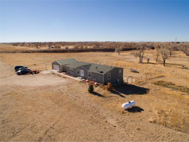 49340 Oak Park Drive, Bennett, CO 80102 (MLS #7670578) :: 8z Real Estate