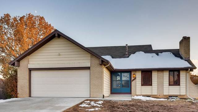 5968 W Ken Caryl Place, Littleton, CO 80128 (#7670630) :: James Crocker Team