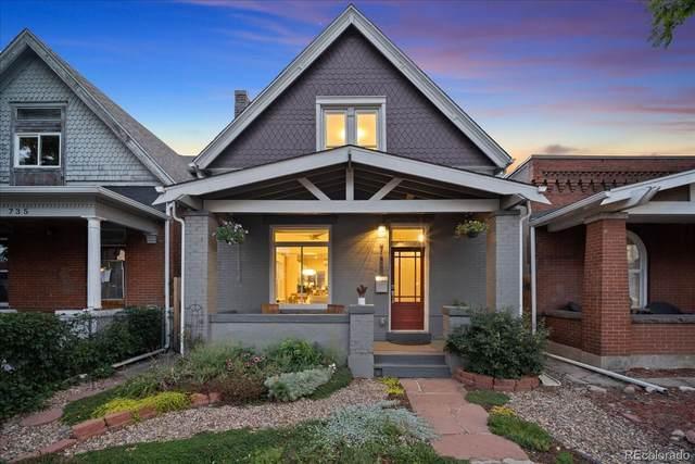 739 Inca Street, Denver, CO 80204 (#7670707) :: Own-Sweethome Team