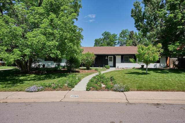 4360 S Alton Court, Greenwood Village, CO 80111 (#7670929) :: The Griffith Home Team
