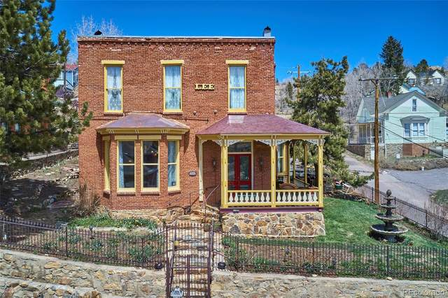 201 W 1st High Street, Central City, CO 80427 (#7671824) :: Bring Home Denver with Keller Williams Downtown Realty LLC