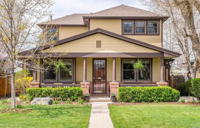 1315 S Saint Paul Street, Denver, CO 80210 (#7671856) :: The Pete Cook Home Group