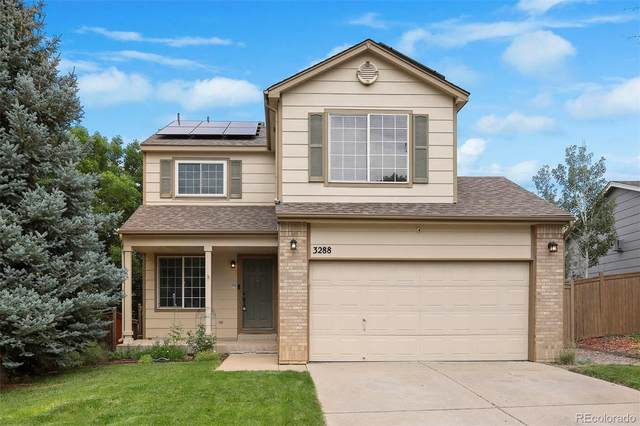 3288 Blue Grass Circle, Castle Rock, CO 80109 (MLS #7672401) :: Clare Day with Keller Williams Advantage Realty LLC