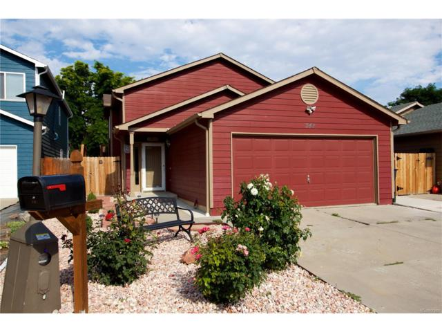 347 Wadsworth Circle, Longmont, CO 80504 (MLS #7672558) :: 8z Real Estate