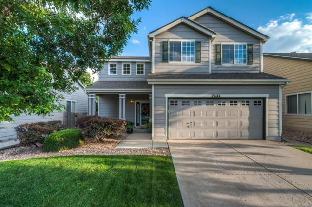 20144 E Ithaca Place, Aurora, CO 80013 (#7672729) :: The Healey Group