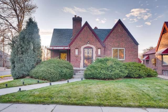 1595 S Downing Street, Denver, CO 80210 (#7673136) :: Wisdom Real Estate