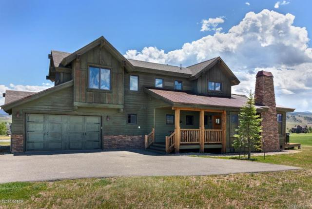 1481 Wildhorse Drive, Granby, CO 80446 (#7673424) :: The Heyl Group at Keller Williams