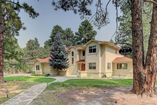 35644 Rainleaf Court, Elizabeth, CO 80107 (MLS #7673855) :: 8z Real Estate