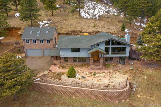 24741 Westridge Road, Golden, CO 80403 (#7673961) :: HergGroup Denver
