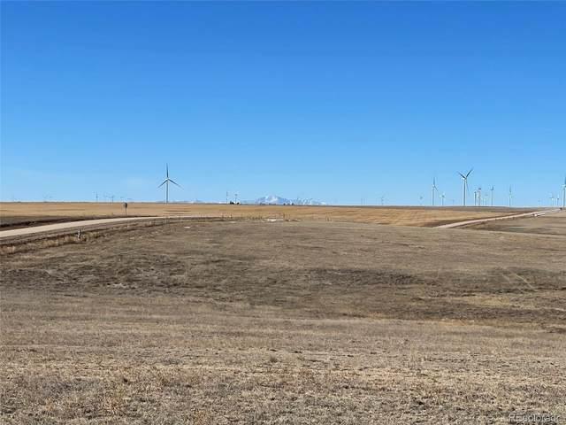 Elbert County, Matheson, CO 80830 (MLS #7674055) :: Keller Williams Realty