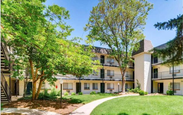 2225 S Jasmine Street #108, Denver, CO 80222 (#7674116) :: Mile High Luxury Real Estate