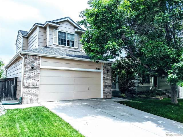 9736 Canberra Drive, Highlands Ranch, CO 80130 (#7674191) :: Peak Properties Group
