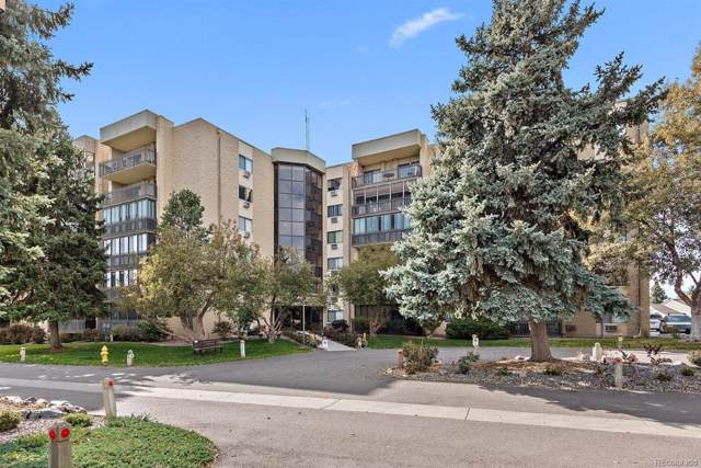 14000 E Linvale Place #508, Aurora, CO 80014 (MLS #7674903) :: 8z Real Estate