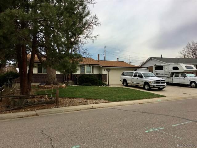 8656 W Utah Avenue, Lakewood, CO 80232 (#7675218) :: The Dixon Group