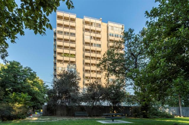 1200 N Humboldt Street #405, Denver, CO 80218 (#7675359) :: Sellstate Realty Pros