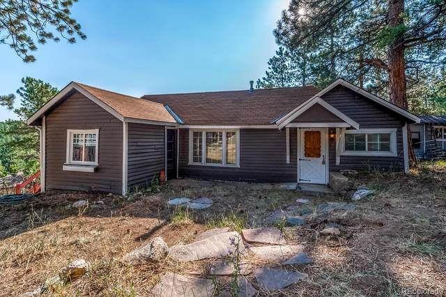 29730 Fir Drive, Evergreen, CO 80439 (#7675519) :: Chateaux Realty Group