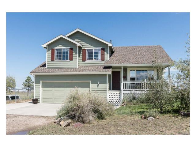 44523 Overland Trail, Elizabeth, CO 80107 (MLS #7675622) :: 8z Real Estate