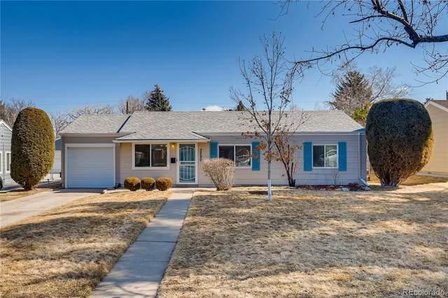 2890 S Fairfax Street, Denver, CO 80222 (#7675882) :: The Griffith Home Team