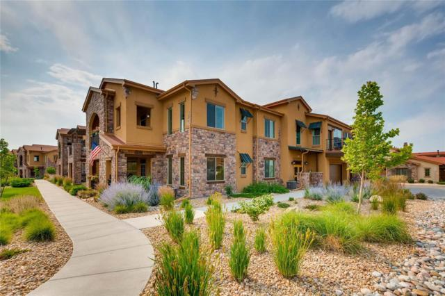 2262 Primo Road #201, Highlands Ranch, CO 80129 (#7676073) :: The HomeSmiths Team - Keller Williams