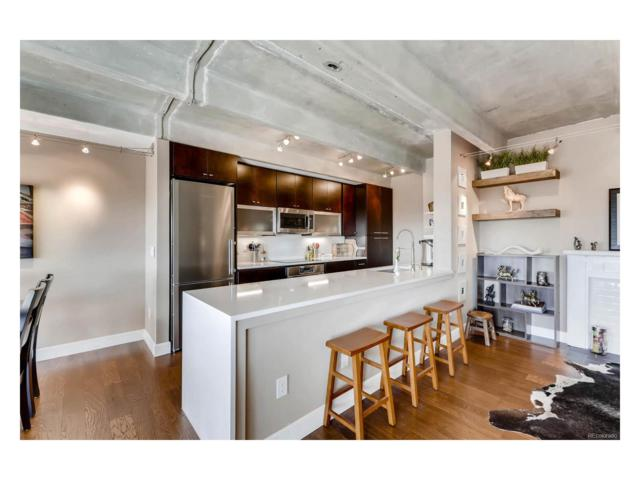 7877 E Mississippi Avenue #1603, Denver, CO 80247 (#7676524) :: The Peak Properties Group