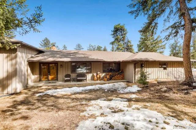 7984 Native Dancer Trail, Evergreen, CO 80439 (#7676537) :: Colorado Home Finder Realty