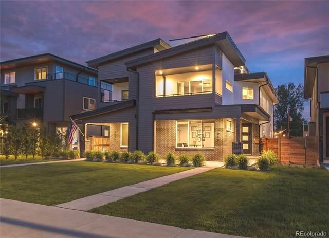 2050 N Irving Street, Denver, CO 80211 (#7676903) :: West + Main Homes