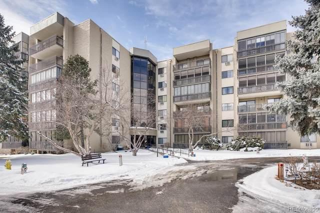 14000 E Linvale Place #406, Aurora, CO 80014 (#7677022) :: HomePopper