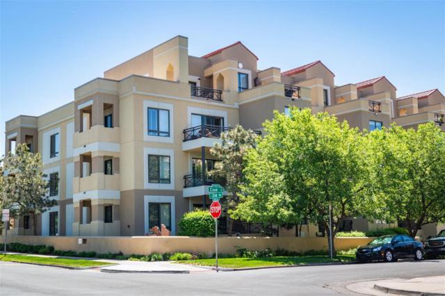 180 Cook Street #507, Denver, CO 80206 (MLS #7677088) :: 8z Real Estate